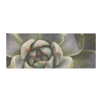 Debbra Obertanec Desert Succulent Bed Runner