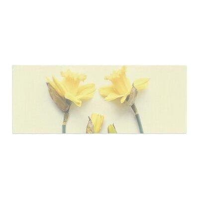 Debbra Obertanec Springtime Tulip Bed Runner