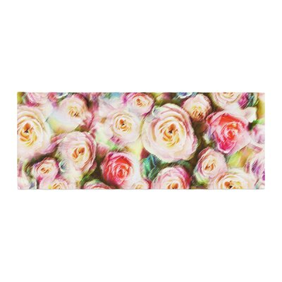 Dawid Roc Rose Romantic Gifts Photography Bed Runner