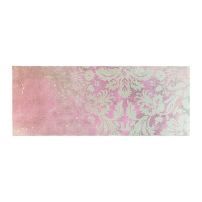Cafelab Spring Damask Bed Runner