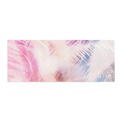 Cafelab Sweet Tropical Abstract Bed Runner