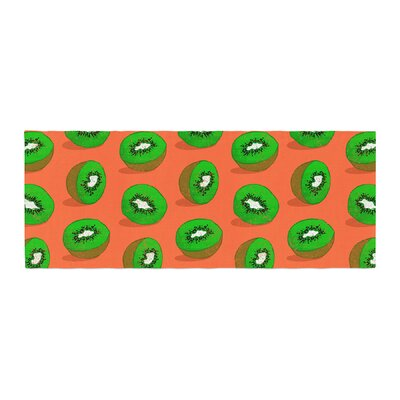 Evgenia Kiwifruit Bed Runner