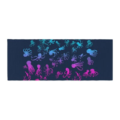 Frederic Levy-Hadida Octocrowdy Digital Bed Runner