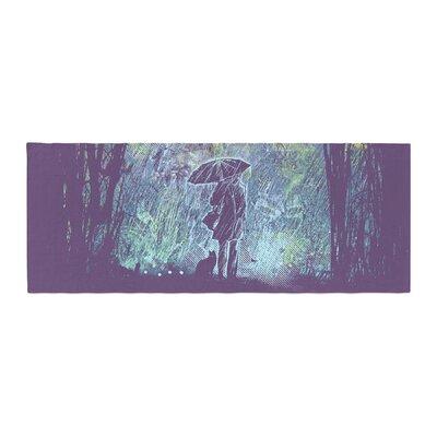 Frederic Levy-Hadida Rain Bed Runner
