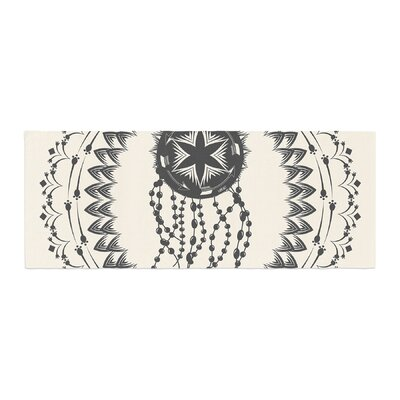 Famenxt Bohemian Dream Catcher Boho Bed Runner