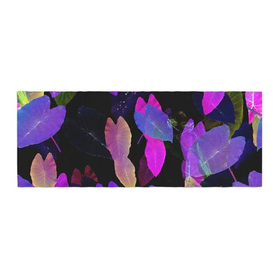 Fernanda Sternieri Fluo Jungle Bed Runner