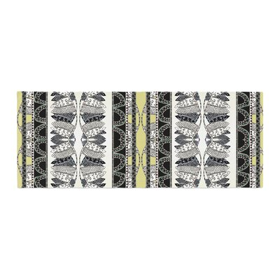 Fernanda Sternieri Oriental Stripes Digital Bed Runner