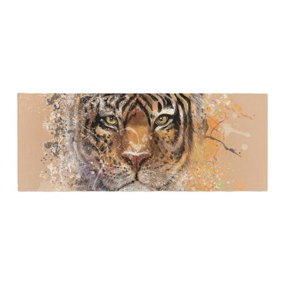 Geordanna Cordero-Fields My Tiger Bed Runner