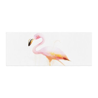 Geordanna Cordero-Fields My Flamingo Bed Runner