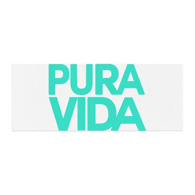 Geordanna Cordero-Fields Pura Vida Bed Runner