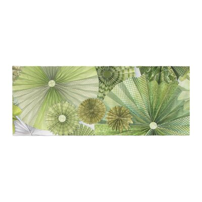 Heidi Jennings Thumb Lime Bed Runner