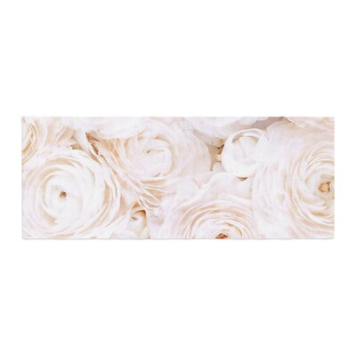 Heidi Jennings Blessed Rose Bed Runner