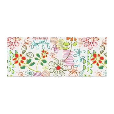 Holly Helgeson Wildflower Bed Runner