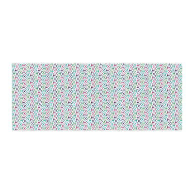 Holly Helgeson Geeky DNA Bed Runner