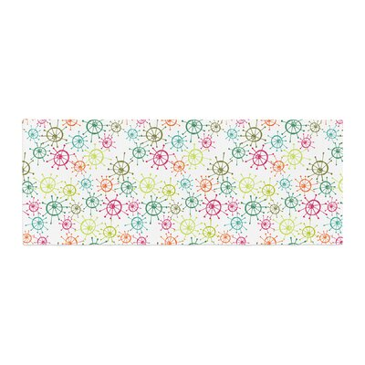 Holly Helgeson Mod Flower Burst Bed Runner