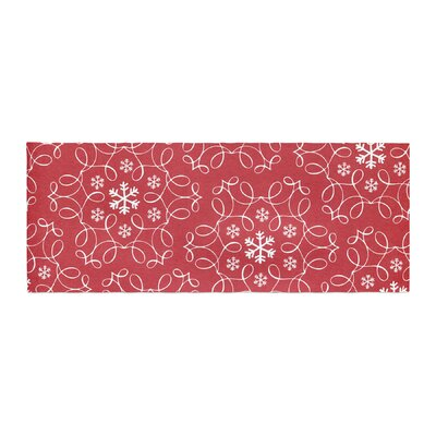 Heidi Jennnings Christmas Spirit Bed Runner