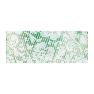Heidi Jennings Daydreaming Floral Bed Runner