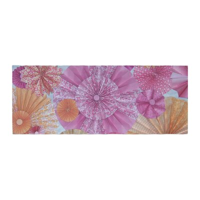 Heidi Jennings Blossoming Bed Runner