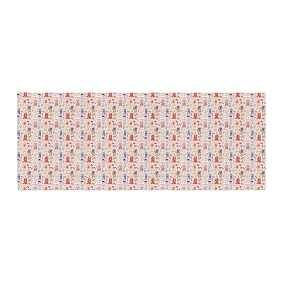 Holly Helgeson Miss Ruby Pattern Bed Runner