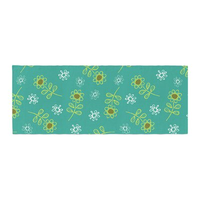 Holly Helgeson Ditsy Daisy Bed Runner