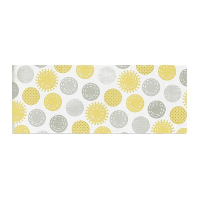 Heidi Jennings Sunspot Spots Bed Runner
