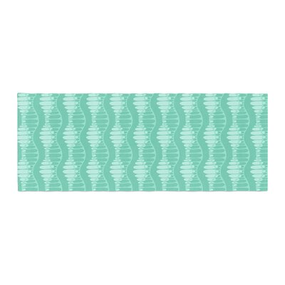 Holly Helgeson Mod Waves Pattern Bed Runner