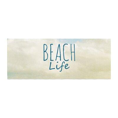 Iris Lehnhardt Beach Life Bed Runner