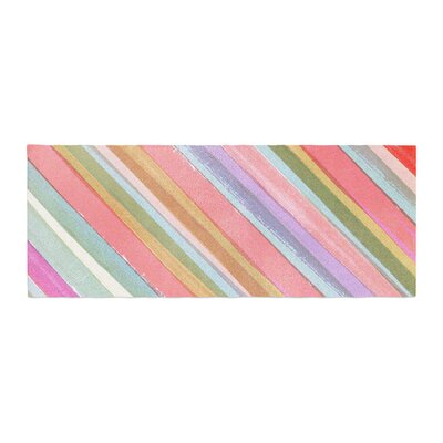 Heidi Jennings Stripes Bed Runner