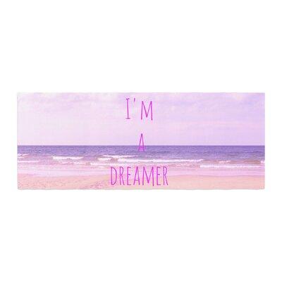 Iris Lehnhardt Im a Dreamer Beach Bed Runner