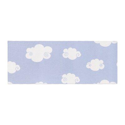 Heidi Jennings Happy Clouds Bed Runner