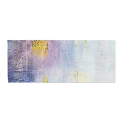 Iris Lehnhardt Color Grunge Bed Runner