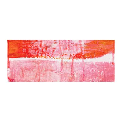 Iris Lehnhardt Paint Wash Bed Runner