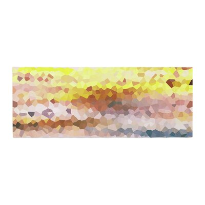 Iris Lehnhardt Turaluraluraluuu Pixel Bed Runner