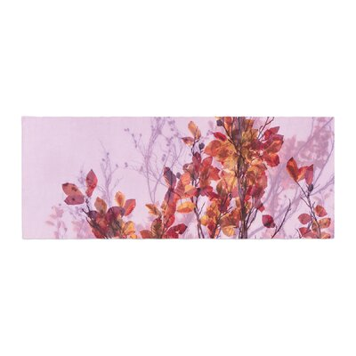 Iris Lehnhardt Autumn Symphony Bed Runner