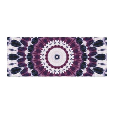 Iris Lehnhardt Batik Pattern Geometric Bed Runner