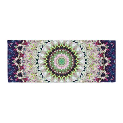 Iris Lehnhardt Summer of Folklore Bed Runner