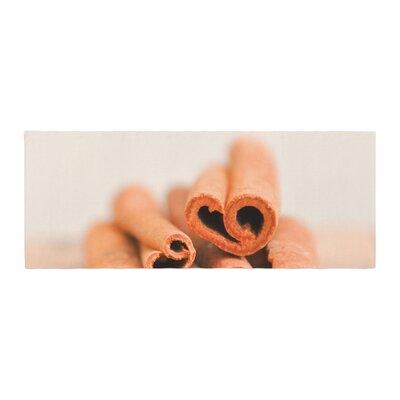 Iris Lehnhardt Cinnamon Bed Runner Color: Brown