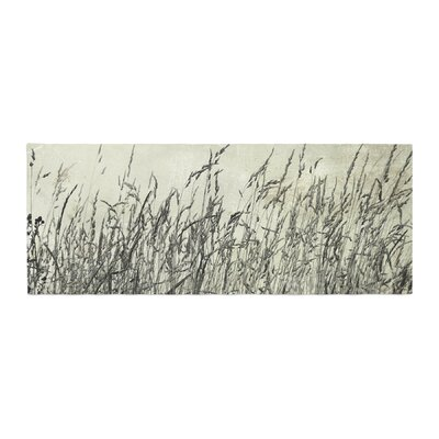 Iris Lehnhardt Summer Grasses Neutral Bed Runner