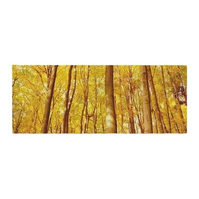 Iris Lehnhardt Forest Colors Bed Runner