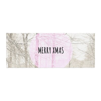 Iris Lehnhardt Merry Xmas Holiday Bed Runner