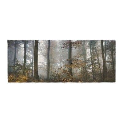 Iris Lehnhardt Forest Mystics Bed Runner