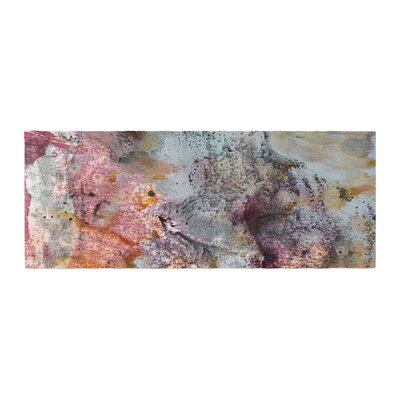 Iris Lehnhardt Floating Colors Bed Runner