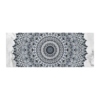 Nika Martinez Boheme Dream Mandala Illustration Bed Runner