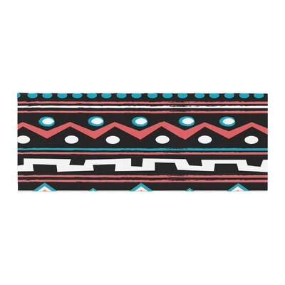 Nika Martinez Tipi Tribal Bed Runner