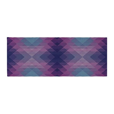 Nika Martinez Hipsterland II Bed Runner