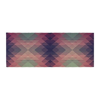 Nika Martinez Hipsterland Bed Runner