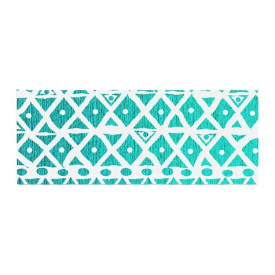 Nika Martinez Tribal Bed Runner