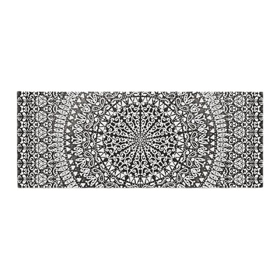 Nika Martinez Mandala Bandana Abstract Bed Runner