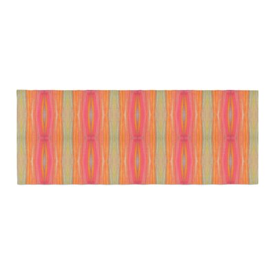 Nika Martinez Summer Tie Dye Bed Runner