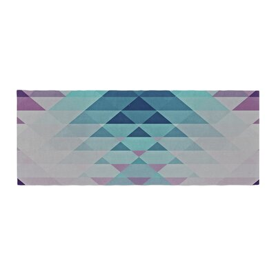 Nika Martinez Hipster Girl Bed Runner